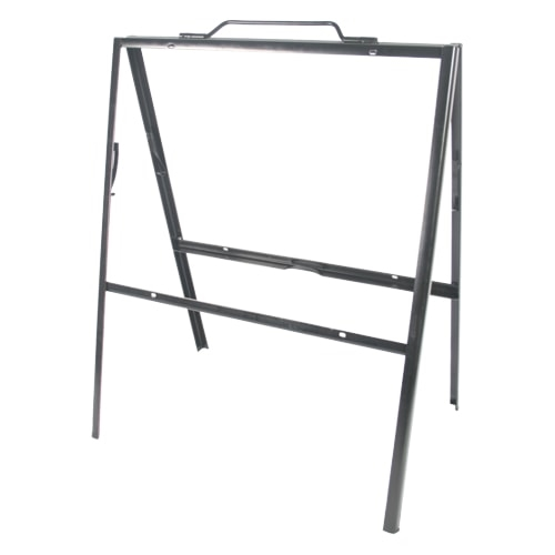REAL ESTATE SUPPLIES ANGLE IRON A-FRAME 18X24